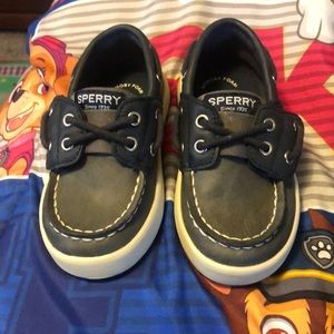Sperry mocassins